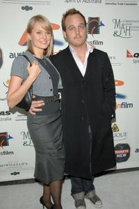 Sunny Mabrey and Ethan Embry at the Australians In Film 2006 Breakthrough Awards.