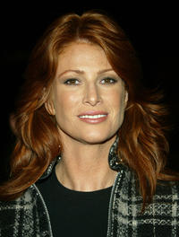 Angie Everhart at the California premiere of