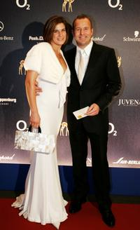 Marie-Jeanette and Heino Ferch at the annual Bambi Awards.