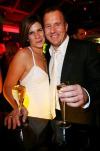 Marie-Jeanette and Heino Ferch at the Annual Bambi Awards 2007.