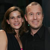 Heino Ferch and Marie-Jeanette Steinle at the screening of