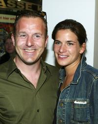 Heino Ferch and Marie Jeanette Steinle at the premiere of
