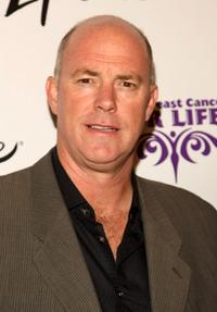 Michael Gaston at the premiere of
