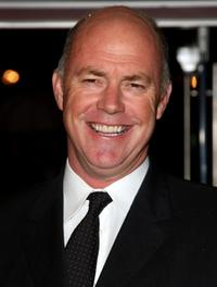 Michael Gaston at the screening of