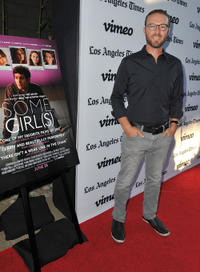 Devon Gummersall at the California premiere of