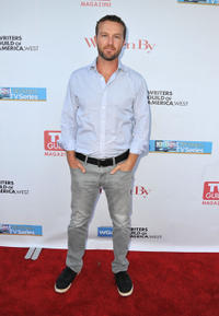 Devon Gummersall at the WGA's 101 Best Written Series Event in California.