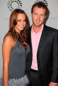 Jena Sims and Devon Gummersall at the