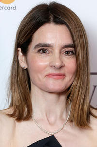 Shirley Henderson at the 2018 Olivier Awards in London.
