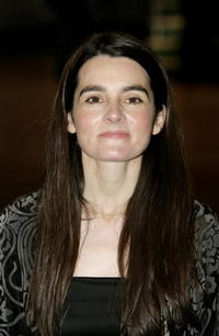 Shirley Henderson at the premiere of