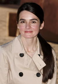 Shirley Henderson at the Marrakesh International Film Festival 2005.