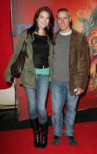 Zora Holt and Ralph Herforth at the premiere of
