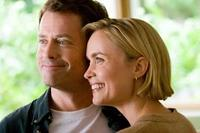 Greg Kinnear and Radha Mitchell in