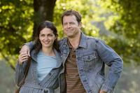 Erika Marozsan and Greg Kinnear in