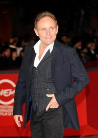 Robert Knott at the premiere of