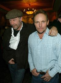 Xander Berkeley and Robert Knott at the Variety 10 Directors to Watch Party during the 2004 Sundance Film Festival.