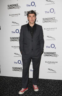 James Lance at the screening of