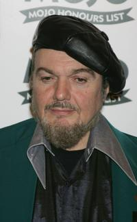 Dr. John at the MOJO Honours List 2005, the music magazine's second annual awards.