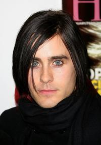 Jared Leto at the Hollywood Life magazine's 6th Annual Breakthrough Awards.