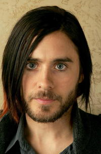 Jared Leto at a 2007 Sundance portrait session.