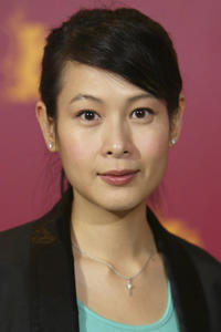 Rene Liu at the photocall of