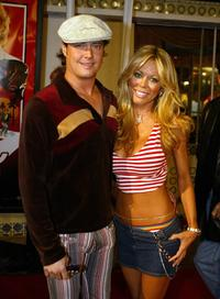 Jeremy London and Guest at the Los Angeles premiere of