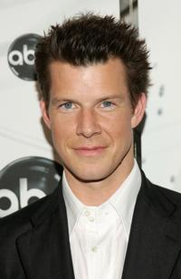 Eric Mabius at the ABC Upfront presentation.