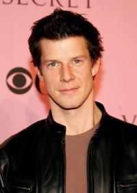 Eric Mabius at the Victoria's Secret Fashion Show.