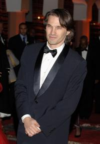 Olivier Martinez at the dinner gala during the Marrakesh International Film Festival 2005.