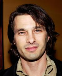 Olivier Martinez at the screening of