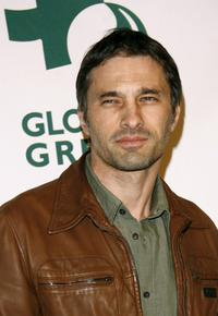 Olivier Martinez at the Global Green USA 3rd annual pre-Oscar party.