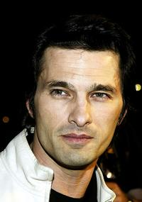 Olivier Martinez at the world premiere of