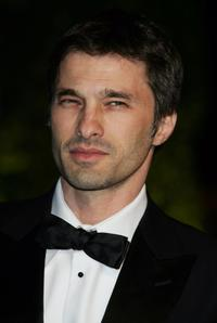 Olivier Martinez at the 2007 Vanity Fair Oscar Party.