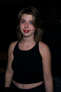 Heather Matarazzo at the Morgans Bar Re-Opening.