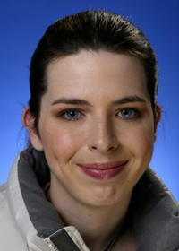 Heather Matarazzo at the 2004 Sundance Film Festival.