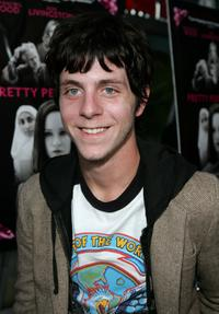 Cody McMains at the premiere of