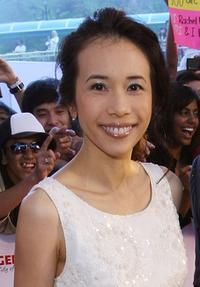 Karen Mok at the MTV Asia Awards 2008.