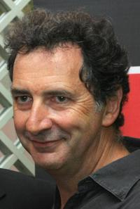 Francois Morel at the announcement of the 2009/2010 programs of public media group Radio France.
