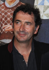 Francois Morel at the premiere of