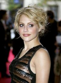 Brittany Murphy at the Toronto International Film Festival premiere screening of