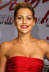 Brittany Murphy at the premiere of