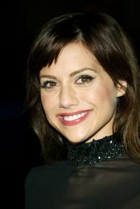 Brittany Murphy at the Hollywood premiere of