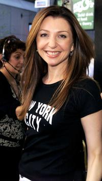 Donna Murphy at the 17th Annual Broadway Flea Market and Grand Auction, benefiting Broadway Cares/Equity Fights AIDS fund.