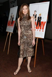 Donna Murphy at the special screening of