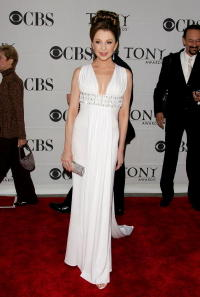 Donna Murphy at the 61st Annual Tony Awards.