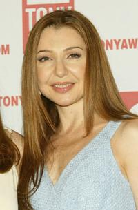 Donna Murphy at the 2004 Tony Awards Nominees Press Reception.