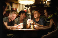 Channing Tatum, Ryan Phillippe, Alex Frost, Joseph Gordon-Levitt and Rob Brown in