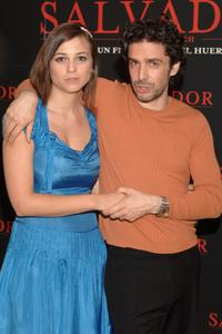 Leonor Watling and Leonardo Sbaraglia at the photocall of
