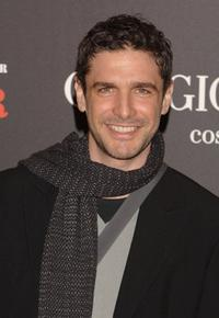 Leonardo Sbaraglia at the Spanish premiere of