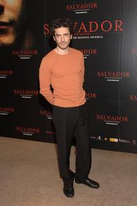 Leonardo Sbaraglia at the photocall of