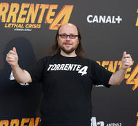 Santiago Segura at the photocall of